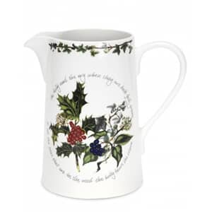 Portmeirion Holly and Ivy - Bella Jug