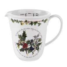 Portmeirion Holly and Ivy - Measuring Jug