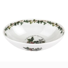 Portmeirion Holly and Ivy - 9 Inch Nesting Bowl