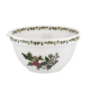 Portmeirion Holly and Ivy - 8 Inch Mixing Bowl