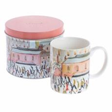 Dartington Art Mugs Lowry - Going To Work