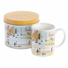Dartington Art Mugs Lowry - Yachts