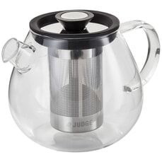 Judge Brew Control 5 Cup Glass Teapot 1L