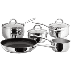 Judge Classic 5 Piece Saucepan Set