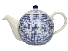 London Pottery Globe� 4 Cup Teapot Lattice