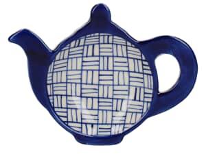 London Pottery Tea Bag Tidy Lattice