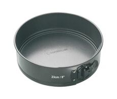 MasterClass Non-Stick 23cm Loose Base Spring Form Pan