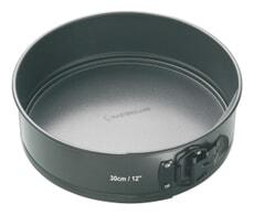 MasterClass Non-Stick 30cm Loose Base Spring Form Cake Pan