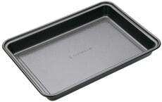 MasterClass Non-Stick 27cm x 20cm x 3cm Brownie Pan