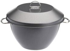 MasterClass Non-Stick 2 Litre Pudding Steamer