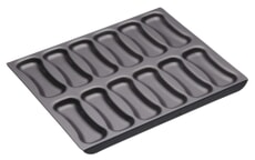 MasterClass Non-Stick 12 Hole �clair Baking Pan