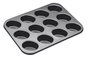 MasterClass Non-Stick Twelve Hole Friand Pan
