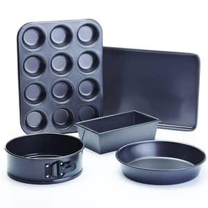 Master Class 5 Piece Non Stick Bakeware Set