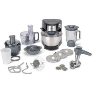 Kenwood Prospero 6-in-1 Stand Mixer with Attachments - Black