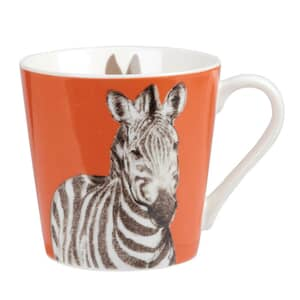Couture Kingdom - Zebra Bumble Mug