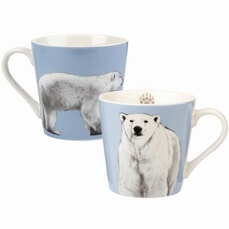 Couture Kingdom - Polar Bear Bumble Mug