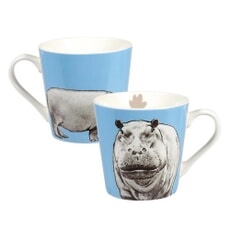 Couture Kingdom - Hippo Bumble Mug