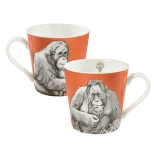 Couture Kingdom - Orangutan Bumble Mug