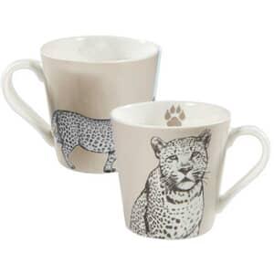 Couture Kingdom - Leopard Bumble Mug