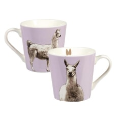 Couture Kingdom - Llama Bumble Mug