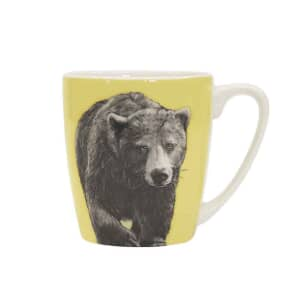 Couture Kingdom - Brown Bear Acorn Mug