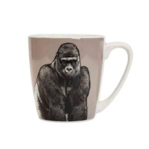 Couture Kingdom - Gorilla Acorn Mug
