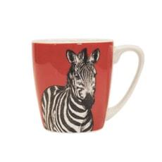 Couture Kingdom - Zebra Acorn Mug