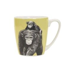 Couture Kingdom - Chimpanzee Acorn Mug