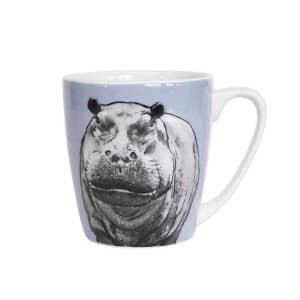 Couture Kingdom - Hippo Acorn Mug