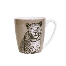 Couture Kingdom - Leopard Acorn Mug