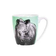 Couture Kingdom - Rhino Acorn Mug