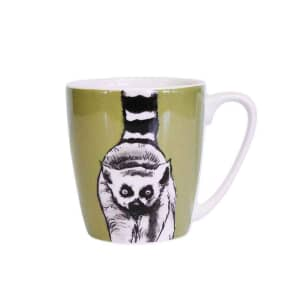 Couture Kingdom - Lemur Acorn Mug