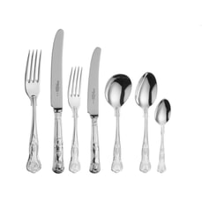 Arthur Price Kings Sovereign Stainless Steel 124 Piece Canteen