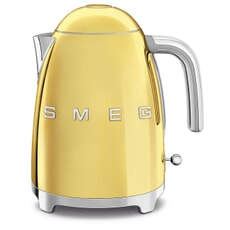 Smeg Kettle Gold 3D Logo