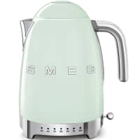 Smeg Kettle Pastel Green Variable Temperature