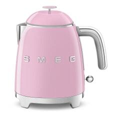 Smeg 50s Retro KLF05PKUK Mini Kettle Pink 0.8L