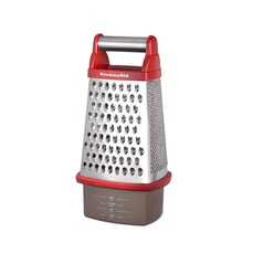 KitchenAid Pro Series Box Grater Red