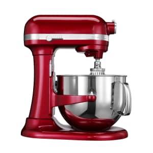 KitchenAid 6.9L Bowl Lift Artisan Mixer Candy Apple