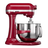 KitchenAid 6.9L Bowl Lift Artisan Mixer Empire Red