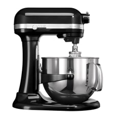 KitchenAid 6.9L Bowl Lift Artisan Mixer Onyx Black