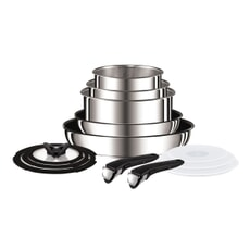Tefal Ingenio S/Steel 13 Piece Set