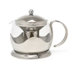 La Cafetiere Le Teapot Stainless Steel 2 Cup