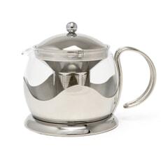 La Cafetiere Le Teapot Stainless Steel 4 Cup