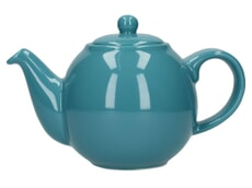 London Pottery Globe® 2 Cup Teapot Aqua