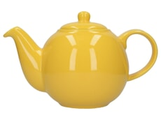 London Pottery Globe� 6 Cup Teapot New Yellow
