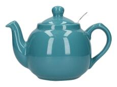 London Pottery Farmhouse� 2 Cup Teapot Aqua