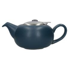 London Pottery Pebble� Filter 2 Cup Teapot Slate