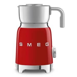 Smeg Milk Frother Red MFF01RDUK