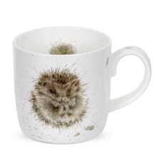 Wrendale Awakening Hedgehog Mug
