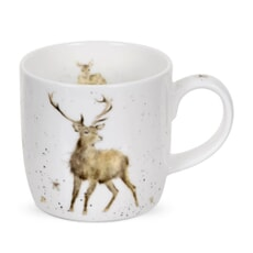 Wrendale Wild At Heart Stag Mug